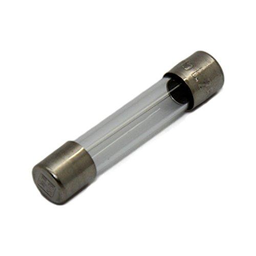 10x Fast Fuse 2.5/A Glass F //250VAC 5x20/mm