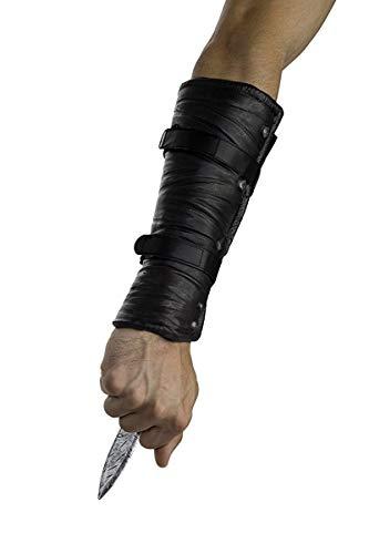 (Palamon Men's Assassin's Creed Edward Hidden Blade and Cutlass Costume, Grey One)