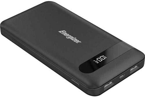 000 Power Bank Ports Black