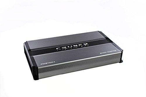 Crunch PD2100.1 Gray 2100-Watt
