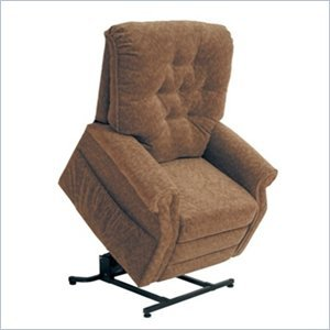 4824-1800-36 (Autumn) Catnapper Patriot Power Lift Full Lay-Out Recliner ()