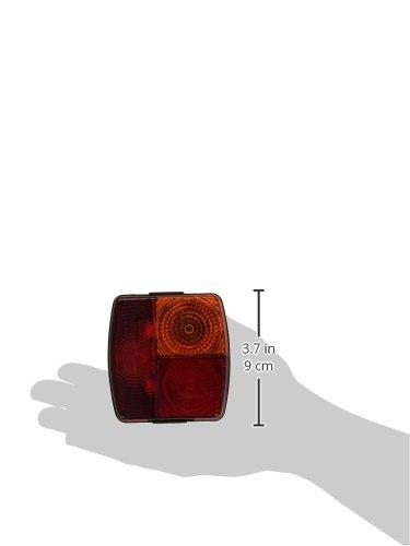 HELLA 2SD 002 776-231 Heckleuchte links 12V