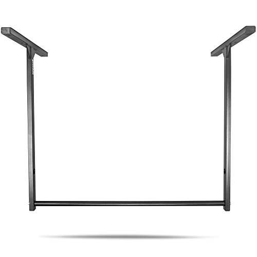 Titan Fitness Large Stud Mounted Pull Up Chin Up Bars Wall