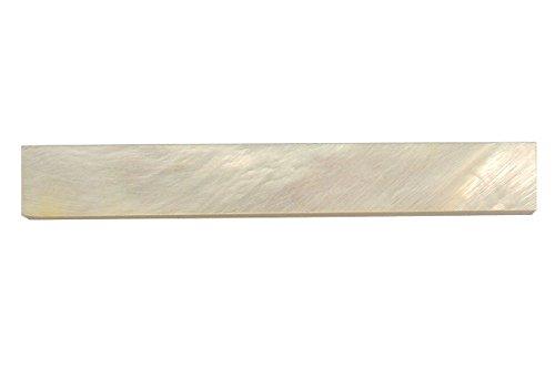 ナイフ用ハンドル材 パール マザーパール 1.0x9x65 (50枚1組) [323634]   B00QRIS0LA