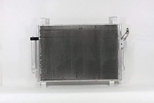 Hybrid Cooling Direct A//C Condenser For//Fit 4201 Nissan Pathfinder Infiniti JX35 Pathfinder Hybrid QX60