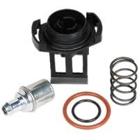ACDelco 89017274 GM Original Equipment Positive Crank Ventilation (PCV) Valve Kit with Bracket, Seals, and Spring
