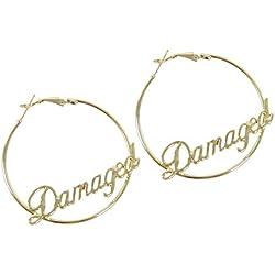 31riKbODFWL._AC_UL250_SR250,250_ Harley Quinn Earrings