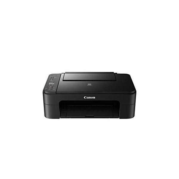 Impresora Multifuncional Canon PIXMA TS3150 Negra Wifi de inyección de tinta 2