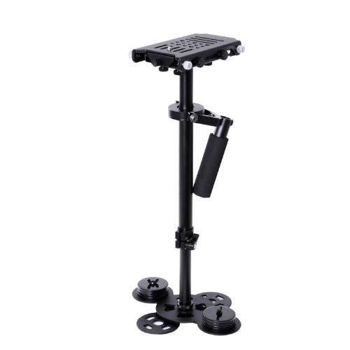 Movo Photo VS2000 Vertical Handheld Video Stabilizer for Medium Cameras up to 6.5 Pounds