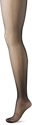 Dkny Hosiery - DKNY Women's Micro Net Tight, Black, M/T