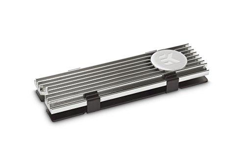 EKWB EK-M.2 NVMe Heatsink, Nickel