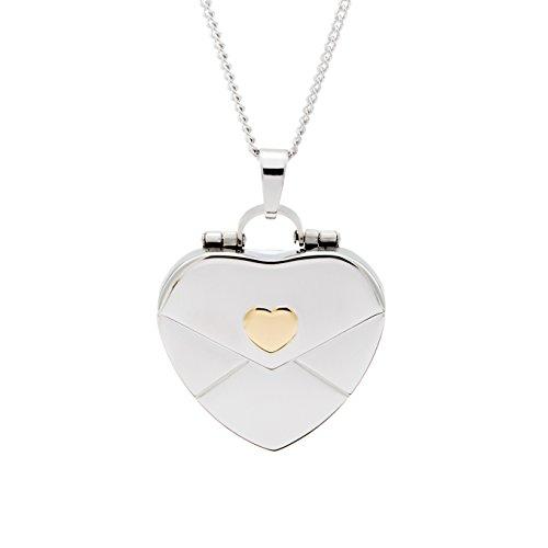 Eve's Addiction Heart Secret Message Envelope -