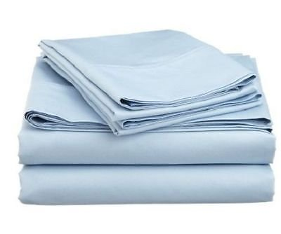 - DEEP Pocket 2100 Count Series 6 Piece Bed Super Soft Sheet Set King Sizes/Seafoam
