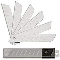 50 stuks afbreekmessen - reservemesjes voor cuttermessen - 18 mm