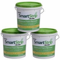 Smart Strip by Peel Away Biodegradabe Paint Remover - 3 Gallons (3 1-Gal) (Smart Strip Paint Remover compare prices)