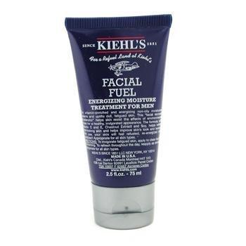 Facial Fuel Energizing Moisture Treatment For Men 75ml/2.5oz (Energizing Skin Moisture Lotion Care)