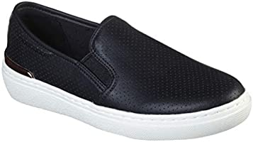 Concept 3 by Skechers Women's Feel The Vibe Slip-on Sneaker
