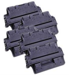 SuppliesOutlet HP C8061X Remanufactured Toner Cartridge Value Bundle - Black - [5 Pack] For LaserJet 4100,LaserJet 4100DTN,LaserJet 4100MFP,LaserJet 4100N,LaserJet 4100TN,LaserJet 4101MFP