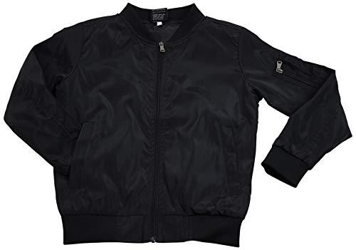 Mens Premium Quality Bomber Flight Jacket (14, - Kids Camouflage Flight Jacket