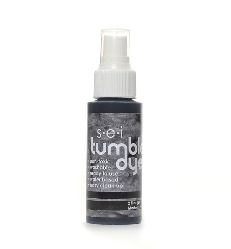 - SEI Tumble Dye Sports Black Individual Spray Bottle, 2-Ounce