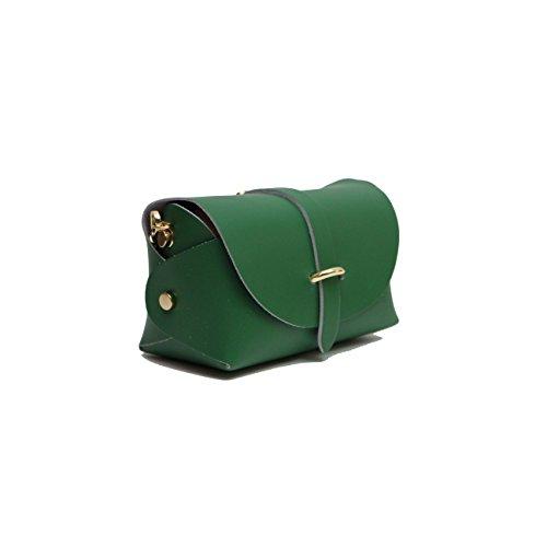 pochette d'oro staccabile Una reggiseno sera cintura con Il tracolla La verde progettata Catena meravigliosamente a 1gHdT