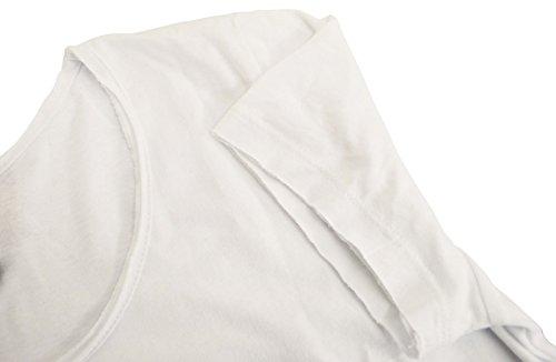 da bianca Shirt uomo T Amplified aAgn46q