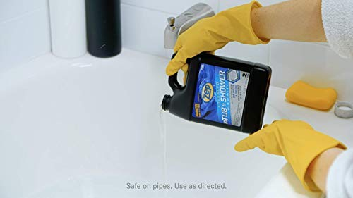 Zep Advanced Tub and Shower Drain Opener Gel 32 ounce U49210 (Case of 12) by Zep (Image #5)