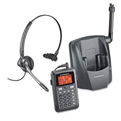 Cordless Headset Telephone - PLNCT14 - Plantronics DECT 6.0 Cordless Headset Telephone