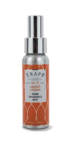 Trapp Home Fragrance Mist - No. 72 Amalfi Citron, 2.5 oz