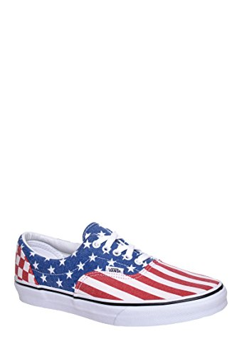 Vans Unisex Era 59 (Van Doren) Strs/Strps/Chr Skate Shoe 13 Men US