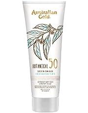 Australian Gold SPF 50 Botanical Tinted Mineral Suncreen for Fair to Light Skin Tones, 3 oz.