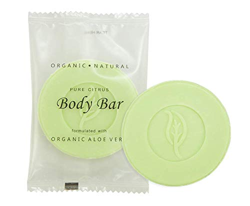 Desert Breeze Bar Soap, Travel Size Hotel Amenities, 1 oz (Case of 300)