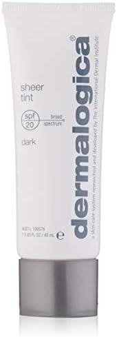 Dermalogica Sheer Tint Face Moisturiser SPF 20, 1.3 Oz
