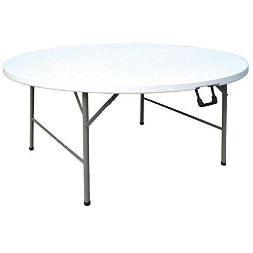 Boléro cc506rond Centre Table pliante, 5de diamètre Bolero 2961