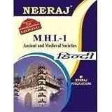 MHI1-Ancient & Medival Societies (IGNOU help book for MHI-1 in Hindi Medium )