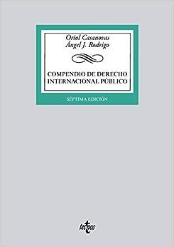 Compendio De Derecho Internacional Público por Oriol Casanovas epub