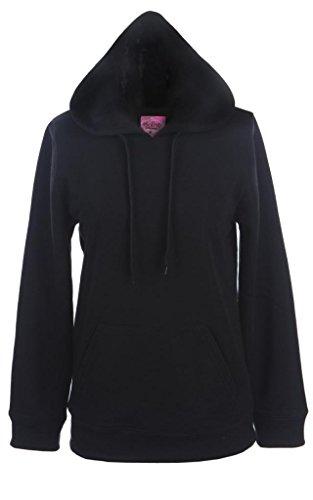 Sofra Womens Pullover Fleece Sweater