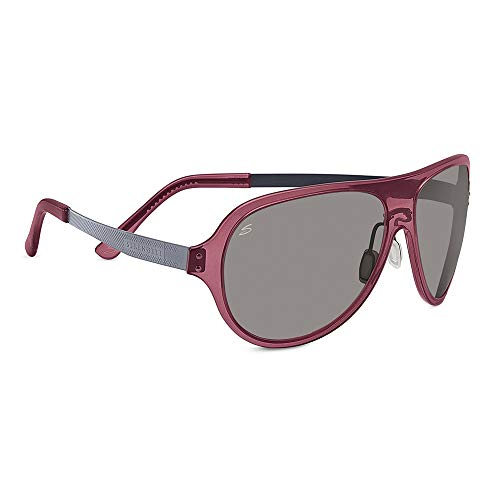 Serengeti Alice Sunglasses, Crystal Wine/Polar PhD CPG Lens