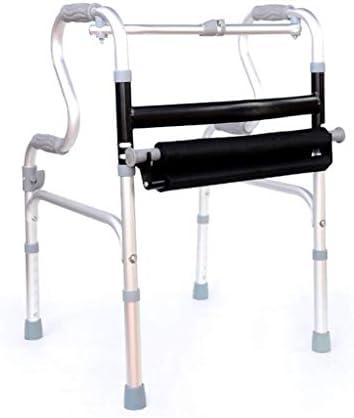 ZXCMNB Älterer Walker - Vierbeiner - Tragbar - Alter Mann Walker - Gehbehinderter Walker - Handheld Walker (Oxford Block)