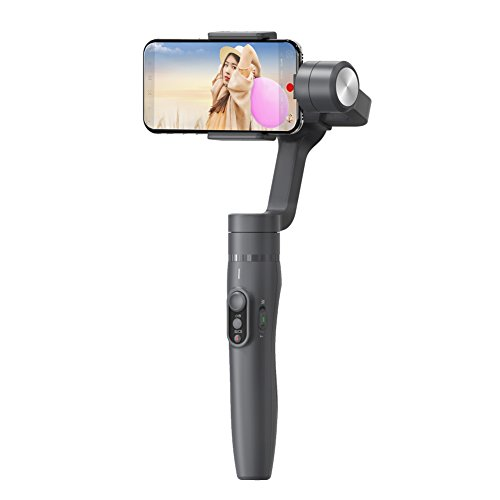 FeiyuTech Vimble 2 3-Axis Handheld Gimbal Stabilizer for iPhone X 8 7 Plus,Samsung,Huawei,XIAOMI and Other Smartphones