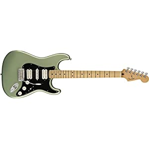 Player Stratocaster HSH MN Sage Green Metallic