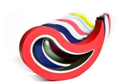 (Flux Products Stoppy Universal Door Stop Assorted Colors)