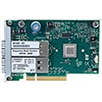 HP InfiniBand FDR/EN 10/40Gb Dual Port 544FLR-QSFP Adapter 649282-B21