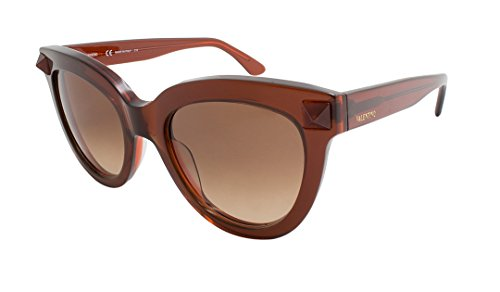 Valentino Men's Sunglasses, Brown, 52-20-140
