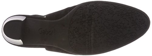 Fashion Schwarz Comfort Shoes Femme Noir Escarpins Gabor TwRSAq8x