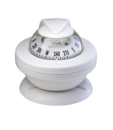 (Nautos Offshore 55 Compass - Small Boats Compass - PLASTIMO)