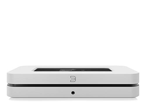 Bluesound NODE 2 (White) Hi-Res Wireless Music Streamer‎