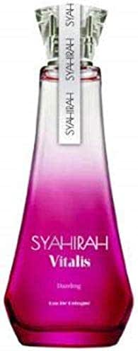 SYAHIRAH Vitalis Dazzling Eau De Cologne 100ml-That can Uplift Your Femininity Sense Towards Happiness