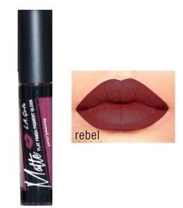 L.A. Girl Matte Pigment Lip Gloss Reble