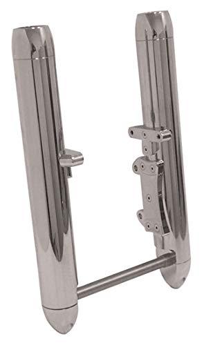 TORPEDO STYLE FORK LEG SETS FOR 41MM FORKS - Fits FXST 1984/1999, FXWG 1985/1986 & FXDWG 1993/1999